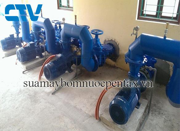 Đơn vị sửa chữa máy bơm nước Pentax