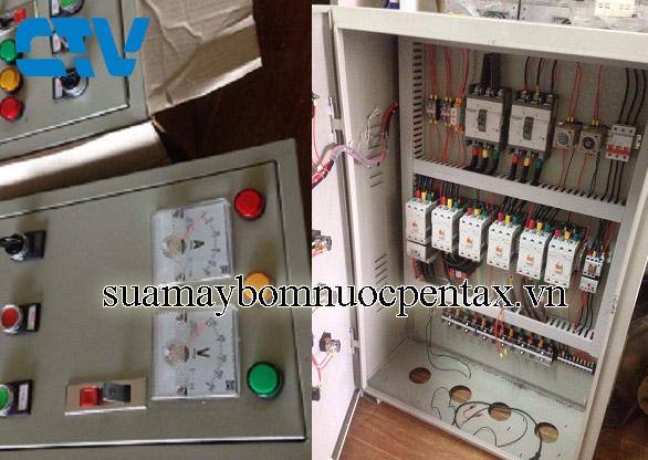 Đơn vị thiết kế tủ điện bảo vệ máy bơm nước