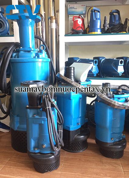 Cho thuê máy bơm nước thải tại Hà Nội