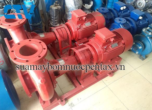 Dịch vụ cho thuê máy bơm nước tại Cường Thịnh Vương