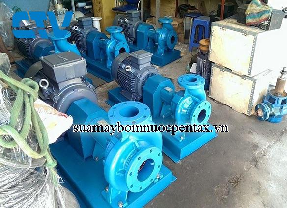 Địa chỉ trung tâm cho thuê máy bơm trục rời công suất lớn tại Hà Nội